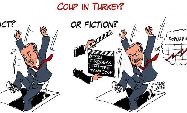 """Turquía: Un """"golpe chapucero"""" le sirve a Erdogan de cuerda de salvamento"""