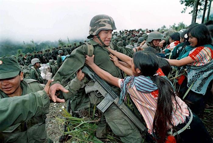 Resultado de imagen para mexico militarizacion