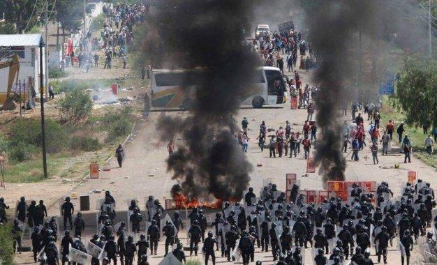 La reforma educativa y la lucha de clases en México