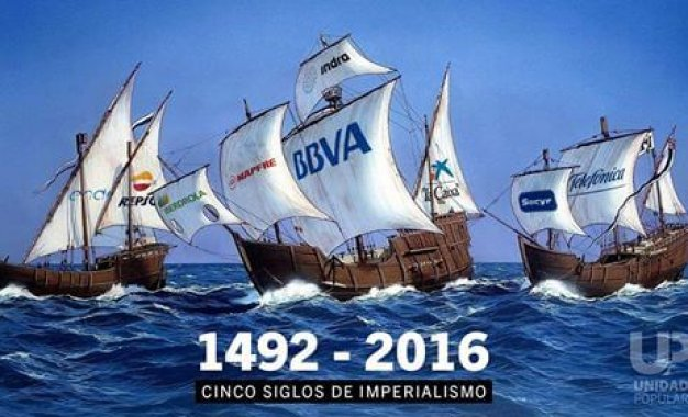 ¿Por qué Colón no fue chino? El capitalismo y la dominación colonial