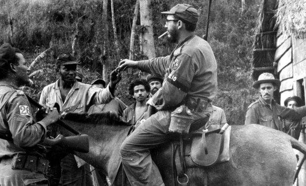 Fidel: las encrucijadas de la libertad