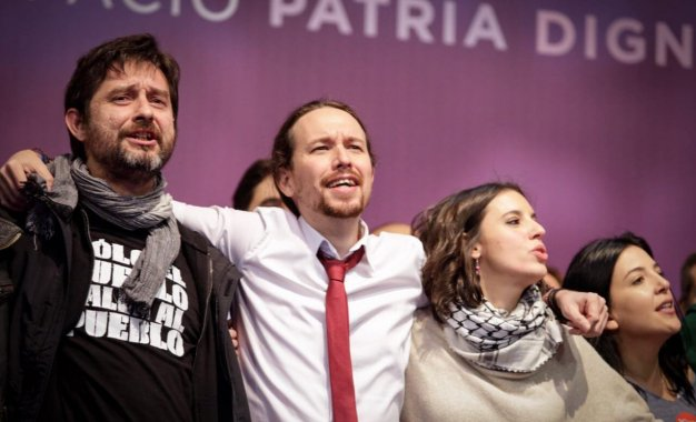 Estado español: Asamblea Ciudadana de Podemos. Victoria contundente de la izquierda