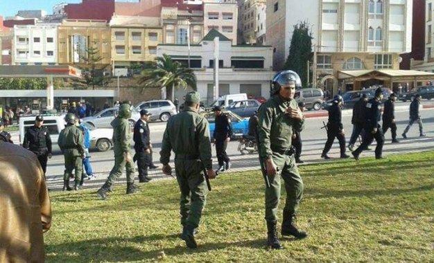 Marruecos: represión al movimiento revolucionario en Alhucemas
