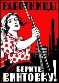 Resultado de imagen para mujeres y la revolucion rusa