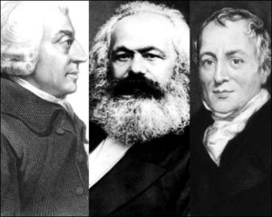 smith ricardo marx and engels weber Karl marx 1845 notes on ricardo source: marx and engels, marx-engels-gesamtausgabe further, in the place mentioned in smith.